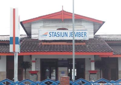 stasiunJember