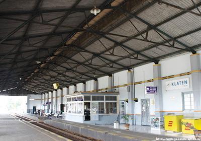 stasiunKlaten
