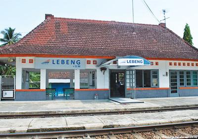 stasiunLebeng