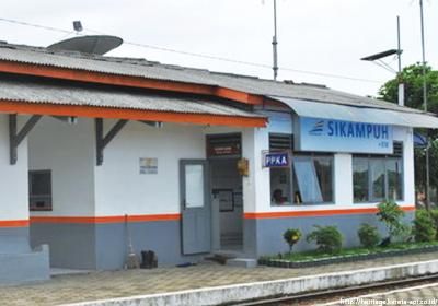 stasiunSikampuh