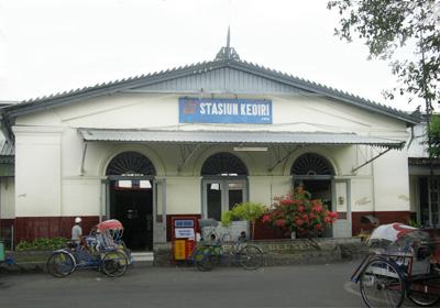 stasiunKediri
