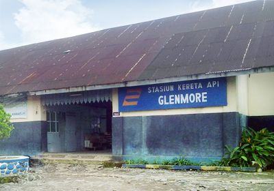 stasiunGlenmore