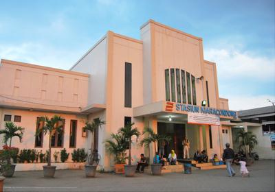 stasiunKiaracondong